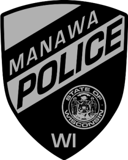 manawa police badge 2016