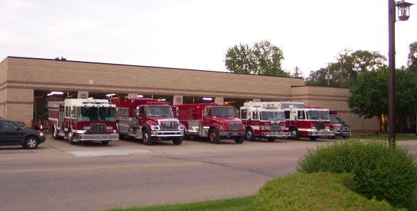 MRFD trucks