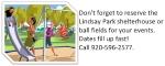 Lindsay Park Shelterhouse